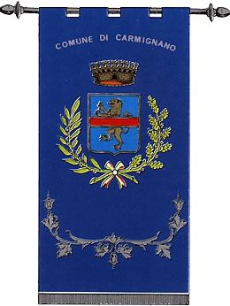 Gonfalone Carmignano