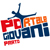 Logo portale giovani di Prato