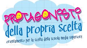 Logo iniziativa Protagonisti scelta