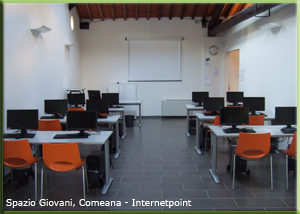 Spazio Giovani Comeana - Sala Internet point