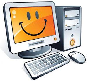 PC felice
